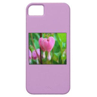 Capa Barely There Para iPhone 5 Corações de sangramento iPhone5/5s mal lá
