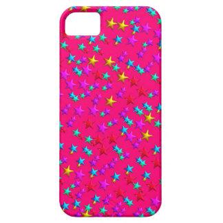 Capa Barely There Para iPhone 5 Estrelas