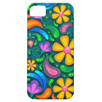 Capa Barely There Para iPhone 5 floral