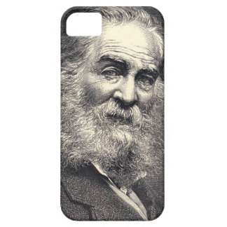 Capa Barely There Para iPhone 5 Folhas de Walt Whitman da gravura da grama