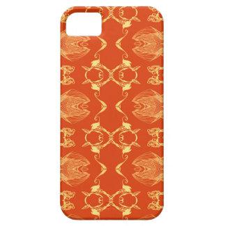 Capa Barely There Para iPhone 5 laranja