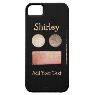 Capa Barely There Para iPhone 5 Paleta-Cara da composição por Shirley Taylor