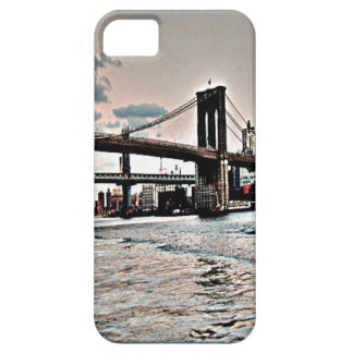 Capa Barely There Para iPhone 5 Ponte de Brooklyn