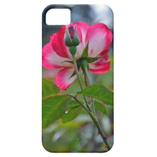 Capa Barely There Para iPhone 5 Rosa cor-de-rosa e branco