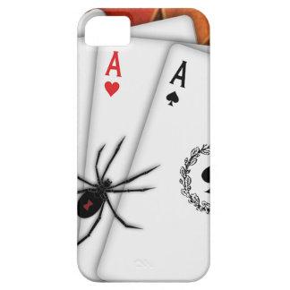 Capa Barely There Para iPhone 5 Solitário 3D da aranha · caso do iPhone 5/5S