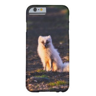 Capa Barely There Para iPhone 6 A raposa ártica