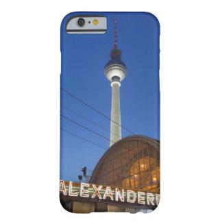 Capa Barely There Para iPhone 6 Alexanderplatz
