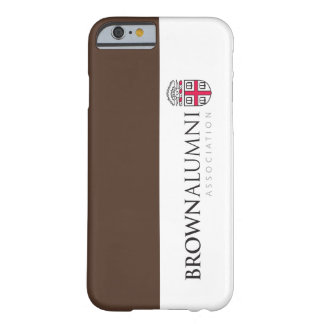 Capa Barely There Para iPhone 6 Alunos de Brown University