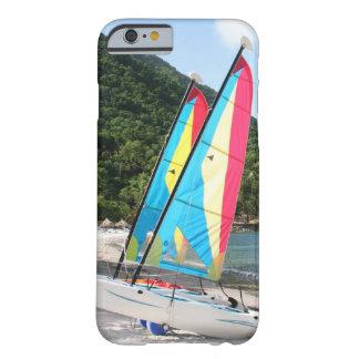 Capa Barely There Para iPhone 6 Barco de navigação e material desportivo da água