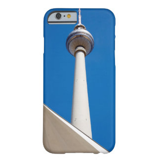 Capa Barely There Para iPhone 6 Berlim Fernsehturm