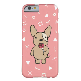 Capa Barely There Para iPhone 6 Caesar o Frenchie