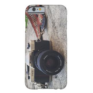 Capa Barely There Para iPhone 6 Caixa da câmera do filme
