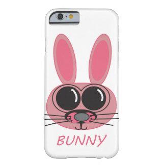 Capa Barely There Para iPhone 6 Caixa Super-Duper do coelho para o iPhone 6/6+