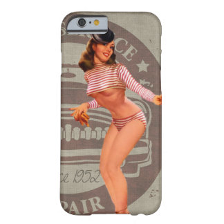 Capa Barely There Para iPhone 6 Carro do Pinup
