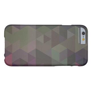 Capa Barely There Para iPhone 6 Case celular estampa abstrata