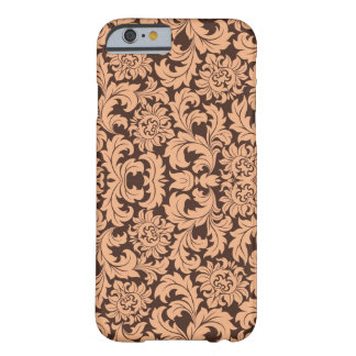 Capa Barely There Para iPhone 6 Caso Colorfull do Batik