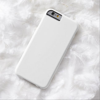 Capa Barely There Para iPhone 6 Caso do iPhone 6/6s da case mate mal lá