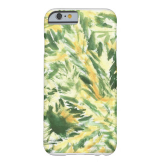 Capa Barely There Para iPhone 6 Caso do iPhone 6/6s da grama verde