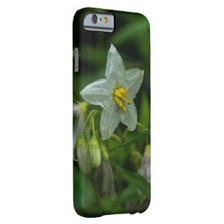 Capa Barely There Para iPhone 6 Caso floral de Smartphone do Wildflower da