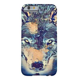 Capa Barely There Para iPhone 6 Caso selvagem do iPhone 6/6s da arte do