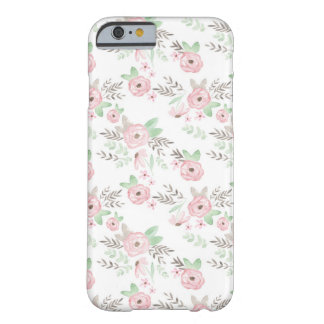 Capa Barely There Para iPhone 6 Charlotte floral