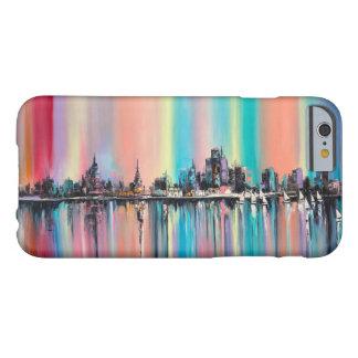 Capa Barely There Para iPhone 6 Cidade do arco-íris