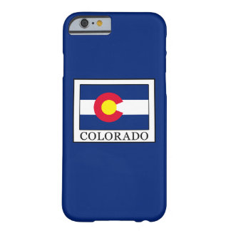 Capa Barely There Para iPhone 6 Colorado