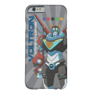 Capa Barely There Para iPhone 6 Defensor de Voltron | do universo