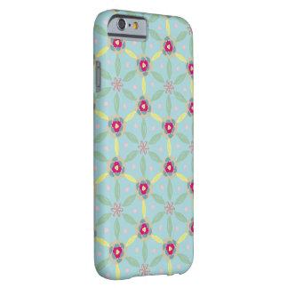 Capa Barely There Para iPhone 6 Entrelaçamento floral