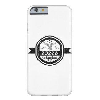 Capa Barely There Para iPhone 6 Estabelecido em 29223 Colômbia