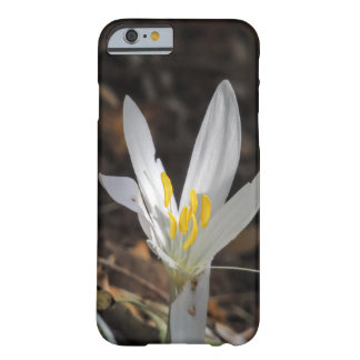 Capa Barely There Para iPhone 6 Flores selvagens