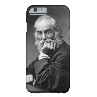 Capa Barely There Para iPhone 6 Folhas de Walt Whitman da grama