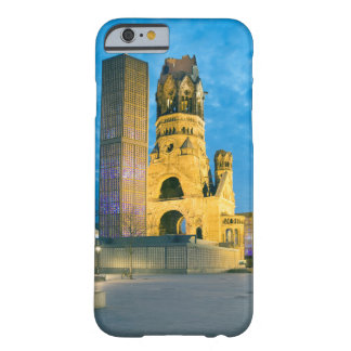 Capa Barely There Para iPhone 6 Igreja memorável de Kaiser Wilhelm, Berlim