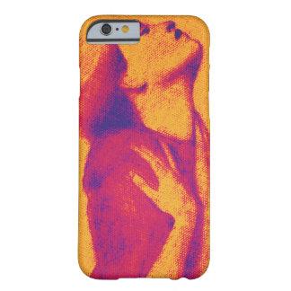 Capa Barely There Para iPhone 6 Ilustração do pop art