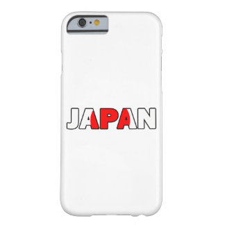 Capa Barely There Para iPhone 6 Japão 003