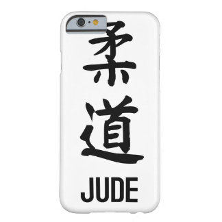 "Capa Barely There Para iPhone 6 ""JUDE"" no Kanji"