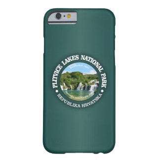 Capa Barely There Para iPhone 6 Lagos NP Plitvice