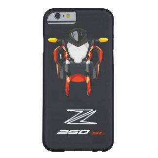 Capa Barely There Para iPhone 6 Laranja da embalagem Z250SL