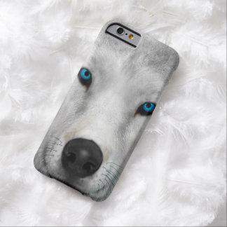 Capa Barely There Para iPhone 6 Lobo ártico