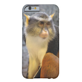 Capa Barely There Para iPhone 6 Macaco