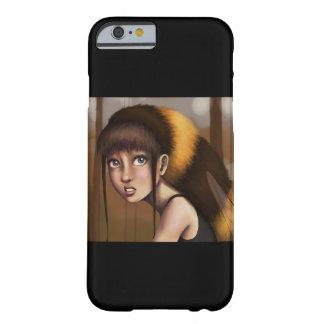 Capa Barely There Para iPhone 6 Menina do zangão
