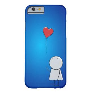 Capa Barely There Para iPhone 6 Menino & balão