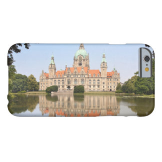 Capa Barely There Para iPhone 6 Neues Rathaus em Hannover