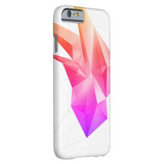 Capa Barely There Para iPhone 6 (Núcleo Ipanema) caso de cristal abstrato do