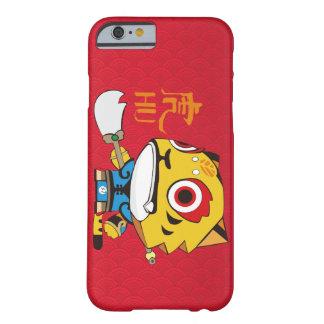Capa Barely There Para iPhone 6 O design do estilo chinês por o ano de tigre