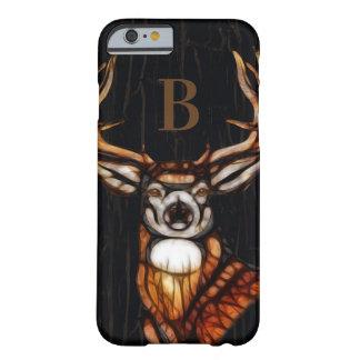 Capa Barely There Para iPhone 6 País rústico dos cervos de madeira de madeira