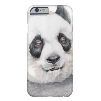 Capa Barely There Para iPhone 6 Panda gigante