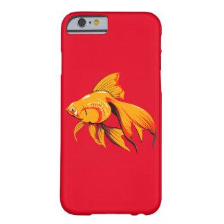 Capa Barely There Para iPhone 6 peixe dourado
