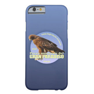 Capa Barely There Para iPhone 6 PESO de Gran Paradiso NP (Eagle dourado)