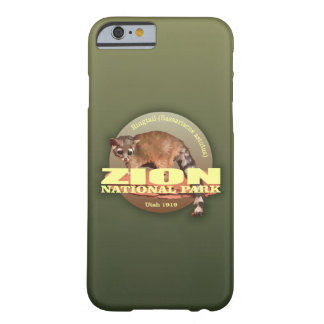 Capa Barely There Para iPhone 6 PESO de Zion NP (Ringtail)